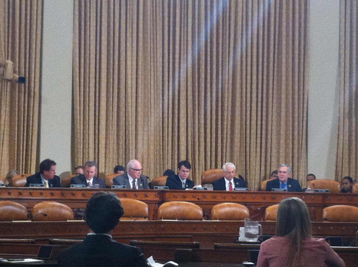 Subcommittee on Human Resources of the Committee on Ways and Means Adoption Incentives Hearing.