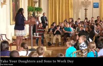 amnoni at the white house